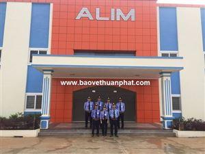 Triển khai bảo vệ nhà máy Alim Global