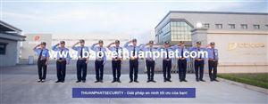 Giải pháp an ninh tối ưu với dịch vụ bảo vệ công trình xây dựng tại Thuận Phát