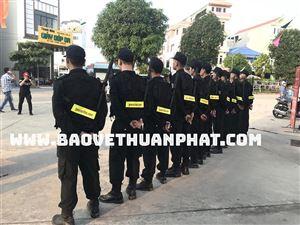 Đánh giá dịch vụ bảo vệ khu công nghiệp của công ty dịch vụ bảo vệ Thuận Phát