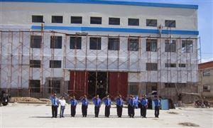 Triển khai dịch vụ bảo vệ tại nhà máy sản xuất thức ăn chăn nuôi Hải Thịnh