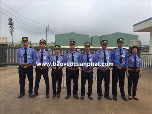 Công tác bảo vệ kho hàng tại Bảo vệ Thuận Phát