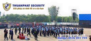 Những lý do nên lựa chọn đơn vị cung cấp dịch vụ bảo vệ văn phòng chuyên nghiệp Thuận Phát