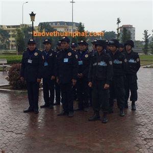 Tăng cường công tác an ninh với dịch vụ kỹ thuật bảo vệ chuyên nghiệp