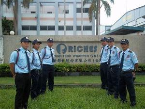 Dịch vụ bảo vệ khu công nghiệp Thuận Phát: Uy tín, chuyên nghiệp