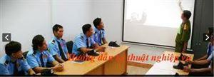Chương trình huấn luyện nhân viên bảo vệ chuyên nghiệp