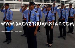 Thuận Phát - công ty bảo vệ chuyên nghiệp tốt nhất hiện nay