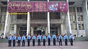 Bảo vệ Thuận Phát cho thuê bảo vệ số lượng lớn