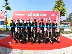 Thuận Phát – Công ty dịch vụ bảo vệ sự kiện chuyên nghiệp