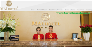 Bảo vệ khách sạn: Triển khai dịch vụ bảo vệ