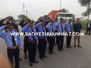 Dịch vụ bảo vệ sự kiện, event chuyên nghiệp tại Hà Nội