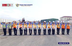 Thuận Phát Securitas – giải pháp bảo vệ khu công nghiệp tốt nhất hiện nay