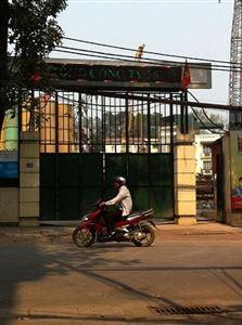 Triển khai bảo vệ công trình xây dựng công ty 36.55 Bộ Quốc Phòng