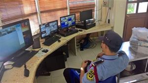 Bảo vệ văn phòng công ty nghiêm ngặt, đảm bảo an toàn