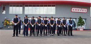 Dịch vụ bảo vệ chuyên nghiệp tại các khu công nghiệp tỉnh Bắc Giang