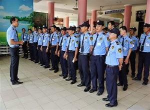 Dịch vụ bảo vệ chuyên nghiệp tại Thái Nguyên