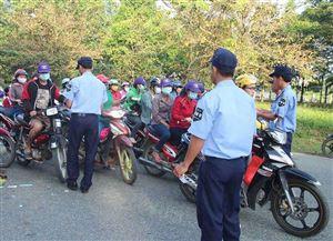 Dịch vụ bảo vệ trông giữ xe chuyên nghiệp tại Hà Nội