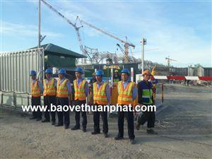 Dịch vụ bảo vệ nhà máy công ty an toàn, chuyên nghiệp