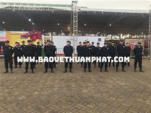 Dịch vụ bảo vệ khu công nghiệp uy tín, chất lượng Tại Thuận Phát