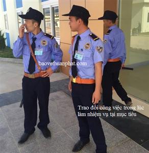 Dịch vụ bảo vệ chuyên nghiệp tại TPHCM gọi là có mặt