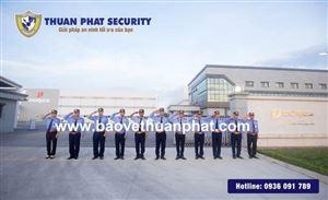 Dịch vụ bảo vệ nhà máy an toàn, uy tín, tin cậy