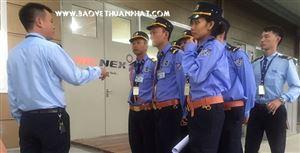 Bảo vệ Thuận Phát cung cấp dịch vụ bảo vệ văn phòng chuyên nghiệp nhất hiện nay