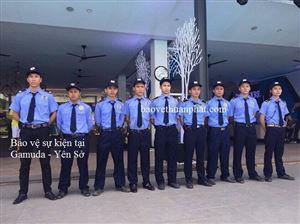 Công ty bảo vệ uy tín tại Hà Nội đảm bảo an toàn tuyệt đối