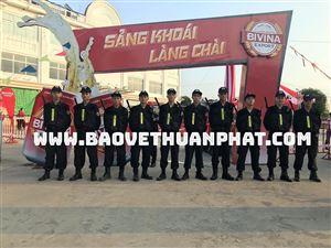 Dịch vụ bảo vệ sự kiện chuyên nghiệp hàng đầu tại Hà Nội