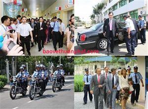 Dịch vụ bảo vệ mục tiêu di động chuyên nghiệp nhất tại Thuận Phát