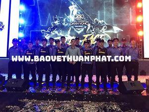 Lợi ích khi sử dụng dịch vụ bảo vệ sự kiện tại Thuận Phát