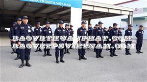 Triển khai dịch vụ bảo vệ tại Đồng Văn, Hà Nam