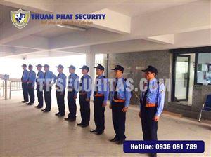 Công ty cung cấp dịch vụ bảo vệ tại Ninh Bình