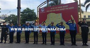 Triển khai công tác bảo vệ tại KCN Phú Nghĩa, Chương Mỹ, Hà Nội