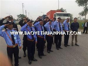 Triển khai công tác bảo vệ nhà máy Dụng cụ cắt số 1 tại Yên Nghĩa, Hà Đông, Hà Nội