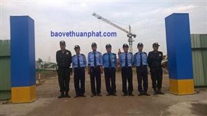 Triển khai bảo vệ công trình xây dựng nhà máy Fancy tại KCN Phố Nối A, Hưng Yên