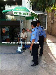 Triển khai bảo vệ công ty Htech tại Khương Hạ, Hạ Đình, Thanh Xuân, Hà Nội