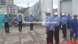 Triển khai bảo vệ các công trình xây dựng của Công ty TNHH Đại Hợp tại Hà Tĩnh
