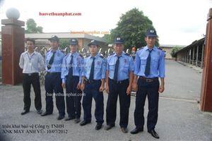 Bảo vệ Thuận Phát - Triển khai bảo vệ nhà máy may Anh Vũ tại Hưng Yên