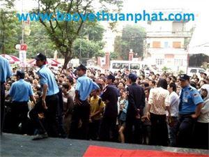 Tư vấn chi phí dịch vụ bảo vệ khu công nghiệp Kiên Giang