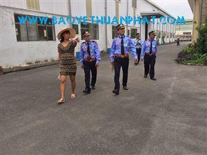 Dịch vụ bảo vệ nhà máy, xí nghiệp tại Thuận Phát Security