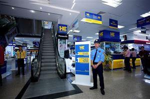 Vì sao các trung tâm thương mại cần lựa chọn dịch vụ bảo vệ?