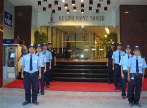 Dịch vụ bảo vệ khách sạn chuyên nghiệp Thuận Phát