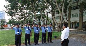 Dịch vụ bảo vệ trường học chuyên nghiệp Thuận Phát