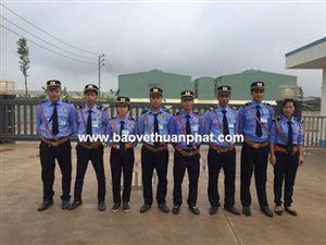 Những phẩm chất và chuyên môn của nhân viên bảo vệ Thuận Phát