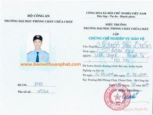 Dịch vụ bảo vệ khu công nghiệp tại Hà Nam của Công ty Bảo vệ Thuận Phát