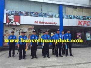 Dịch vụ bảo vệ cửa hàng chất lượng tại Thuận Phát