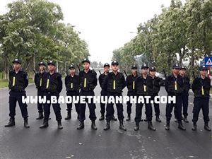Dịch vụ bảo vệ khu đô thị đến từ Thuận Phát