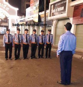 Dịch vụ bảo vệ nhà riêng tại Thuận Phát Security