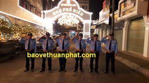 Dịch vụ bảo vệ chợ phố Hiến ở Hưng Yên chuyên nghiệp