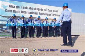 Phương pháp bảo vệ Nhà ga Hành khách Quốc tế Cam Ranh