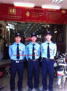 Dịch vụ bảo vệ cửa hàng  vàng bạc, đá quý đến từ Thuận Phát Security